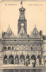 Saint Quentin Hotel De Ville - Saint-Quentin