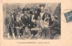 Cercle Catholique De Marcorignan Souvenir Du 5 Mars 1911 - Marcorignan