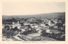 Saint Cyr Sur Mer Vue Generale - Saint-Cyr-sur-Mer