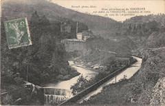 Joli Defile De L'Ardeche Cascades Et Route Du Cote De Largentiere - Largentière