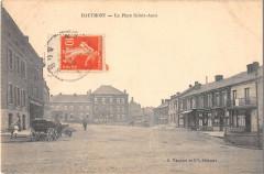 Hautmont Place Sainte Anne - Hautmont
