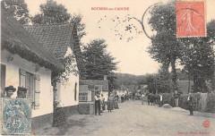 Boubers Sur Canche (cliché pas courant - Boubers-sur-Canche