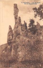 Villefort Les Rochers De La Chandelette - Villefort