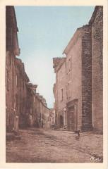Chanac La Grand Rue - Chanac