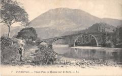 Ispagnac Vieux Pont De Quezac Sur Le Tarn - Ispagnac