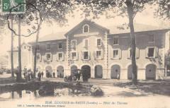 Eugenie Les Bains Hotel Des Thermes - Herm