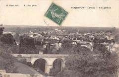 Roquefort Vue Generale - Roquefort