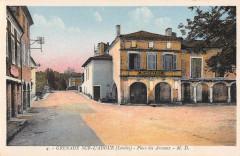 Grenade Sur L'Adour Place Des Arceaux - Grenade-sur-l'Adour