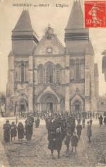 Gournay En Bray L'Eglise - Gournay-en-Bray