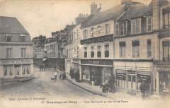 Gournay En Bray Place Nationale Et Rue Notre Dame - Gournay-en-Bray