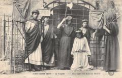 Alise Sainte Reine La Tragedie Martyre De Sainte Reine - Alise-Sainte-Reine