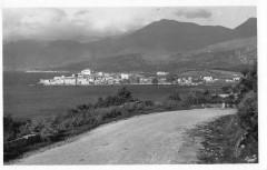 20 CorseSaint-Florent Vue Prise Route Calir - Saint-Florent