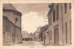 Campan Rue Principale - Campan