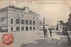 Villeneuve Saint Georges La Gare 94 Villeneuve-Saint-Georges