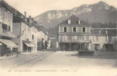 Saint Laurent Du Pont La Place - Saint-Laurent-du-Pont
