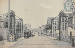 Ablon Rue Villeneuve Saint Georges Au Pont Du Diable 94 Villeneuve-Saint-Georges