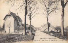 Voray Entree Du Pays Route De Buthiers - Buthiers