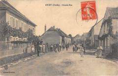 Arcey Grande Rue - Arcey