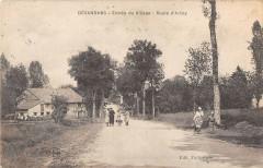 Desandans Entree Du Village Route D'Arcey - Désandans