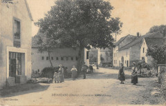 Desandans Centre Et Route D'Arcey - Désandans