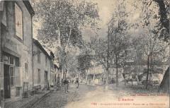 Saint Martin D'Oydes Place De La Republique - Saint-Martin-d'Oydes