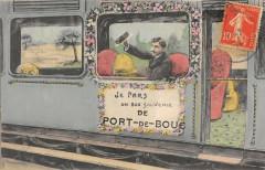 Un Bonjour De Port De Bouc Train - Port-de-Bouc