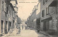 Montbazens Grande Rue - Montbazens