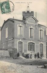 Gigean La Poste - Gigean