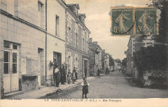 La Tour Saint Gelin Rue Principale - La Tour-Saint-Gelin