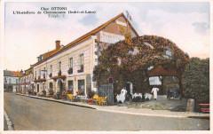 Chenonceaux Chez Ottoni Restaurant - Chenonceaux