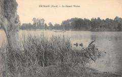 Fechain Le Grand Vivier (cliché pas courant - Féchain