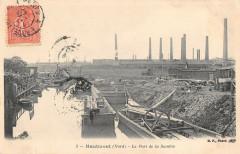 Hautmont Le Port De La Sambre - Hautmont