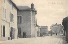 Nantiat Grande Rue - Nantiat