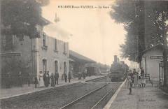 Oradour Sur Vayres La Gare (Train - Vayres