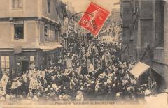 Josselin Procession De Notre Dame Du Roncier - Josselin