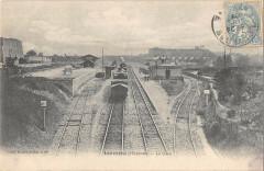 Louverne La Gare (Cliche Pas Courant - Louverné