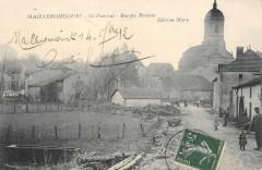 Mailleroncourt Saint Pancras Rue Des Bretons - Mailleroncourt-Saint-Pancras