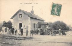 Crisse La Gare - Crissé