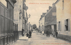 Chambois Rue De Vimoutiers - Vimoutiers