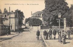 Roissy En Ville Rue De Goussainville - Goussainville