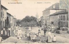 Deneuvre Grande Rue - Deneuvre