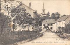 Beaucourt Rue D'Abbevillers - Beaucourt