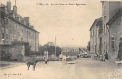 Tomblaine Rue Du Chateau Et Ecole D'Agriculture - Tomblaine
