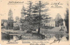 Avranches Chateau Des Mares Le Parc - Avranches