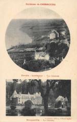 Env.de Cherbourg Urville Lendemer Vue - Urville