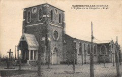 Garguetelles Oignies Eglise Chapelle - Oignies