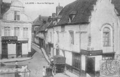 Lillers Rue De Relingues - Lillers
