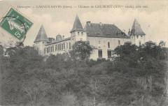 Cazaux Saves Chateau De Caumont Sud - Caumont
