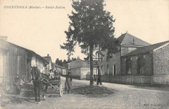 Courtisols Saint Julien - Courtisols
