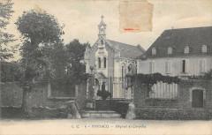 Pontacq Hopital Et Chapelle - Pontacq